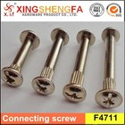 connecting fitting manufacturer/ screw fitting cabinet fitting