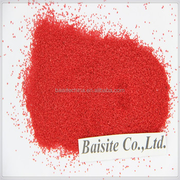 China Manufacturer Colored Sand for construction, painting, decoration