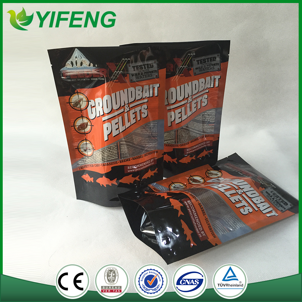 free samples safety material new products custom printed heat seal plastic bag