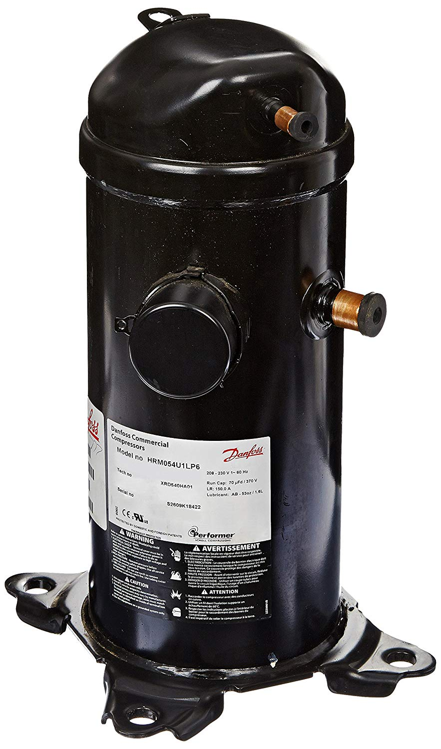 Hayward SMX305099006 10-Ton Expansion Valve Replacement for Hayward Summit Heat Pool Pump