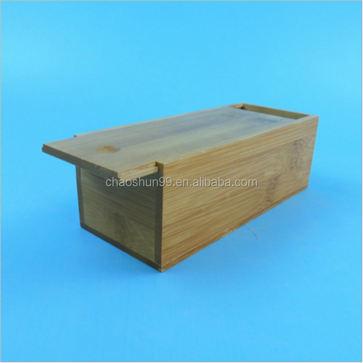 Factory Price Bamboo Storage Box Home Storage And Organization Bamboo Fiber Storage Box
