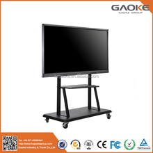 Smart board with visual presenter LED interactive touch monitor 2017 new touch screen monitor