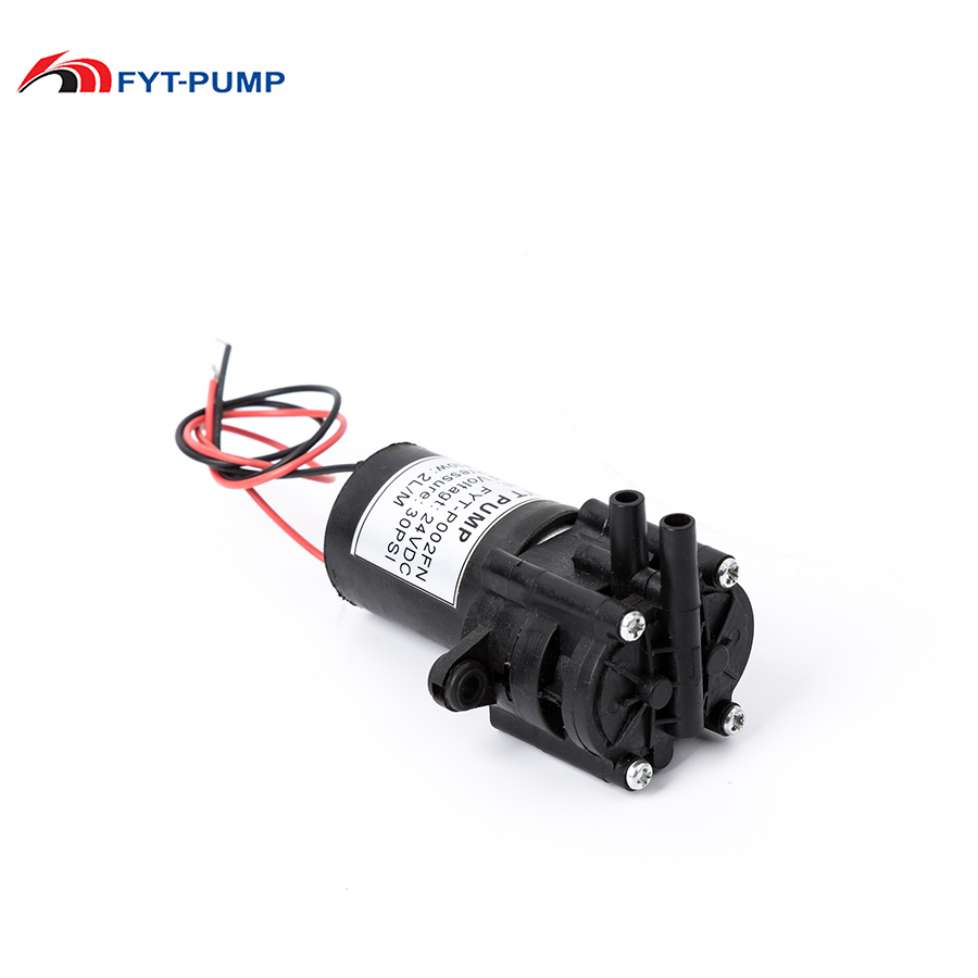 12V Pressure electric energy hydraulic suction 1bar gear oil pump
