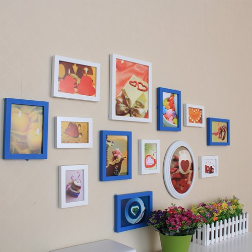 Wholesale Magnetic PIcture Photo Frame With MDF Board