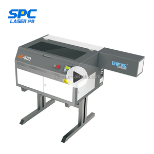 laser engraver Cloth engraving sp500desk Science working machine for Spare parts cutting