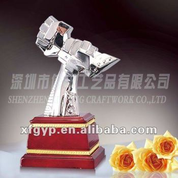Powerful team metal wrench Trophy enterprise trophy medals