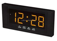 wholesale digital led wall clock modern design