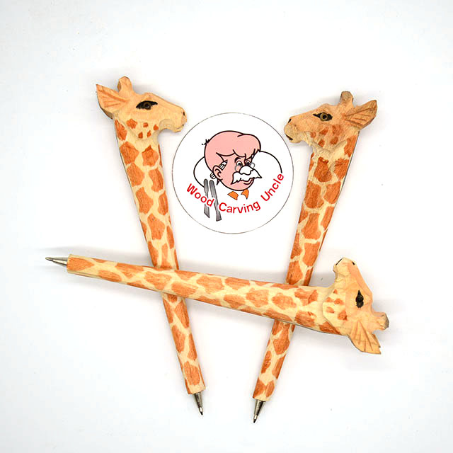 Wooden animal <strong>pen</strong>/giraffe <strong>pen</strong> for kids/Stylish Factory Directly Supply Wood <strong>Pen</strong> for Company Souvenir and Office Stationery