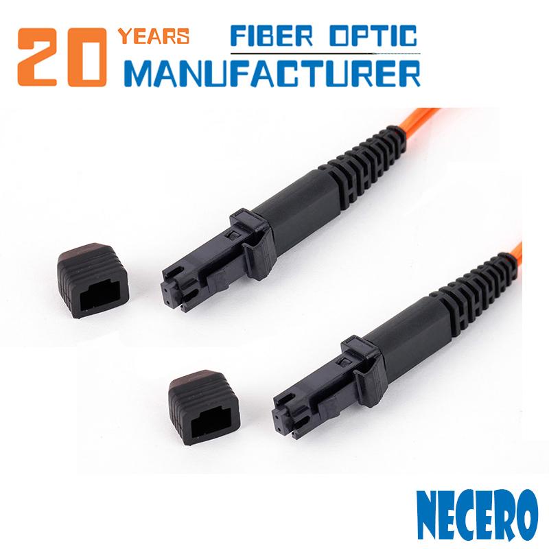 3m Mtp 50/125 Om3 Multimode Fiber Optic Trunk Cable,12 Fiber,Polarity  A,Female-female,Lszh-aqua,Bunch,40gbase-sr4 - Buy Polarity A Female-female  Mtp