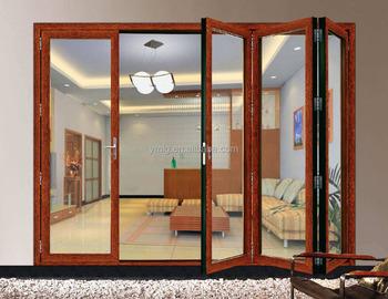 soundproof ghana design interior aluminum lowes glass folding door buy lowes glass interior. Black Bedroom Furniture Sets. Home Design Ideas