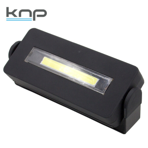 Plastic 3w outdoor COB LED worklight with hanging hook