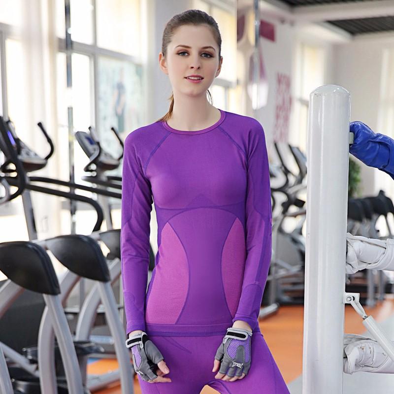 Women Gym Sport Shirts