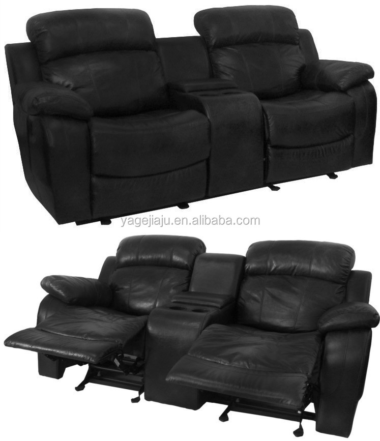 Astounding 2015 Lazy Boy Recliner Sofa With Console Black Leather Motion Ciosole Ls Buy Lazy Boy Recliner Sofa With Console Motion Ciosole Ls Leather Recliner Cjindustries Chair Design For Home Cjindustriesco