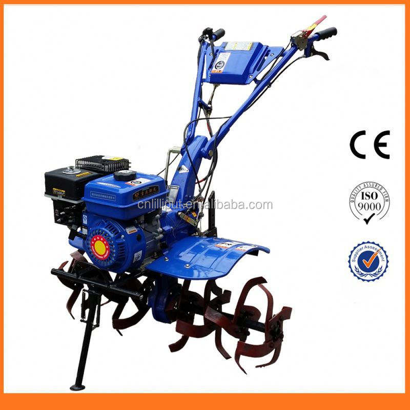 Professional Cheap Multi-Function Green Machine Electric Tiller