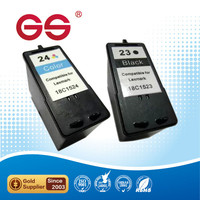 GS printers ink cartridges compatible for HP 23 C1823 24