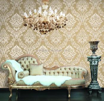 Stereoskopische Entlastung Des Europäischen Luxus Damaskus 3d