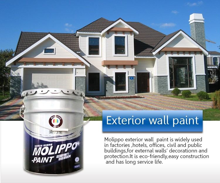Water Based Exterior Wall Paint Primer Part 66