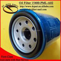 15400-PLM-A02/15400-PLC-004 oil filter for honda city