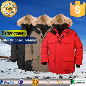 Canada hot sell down jacket/goose down jacket/duck down jacket