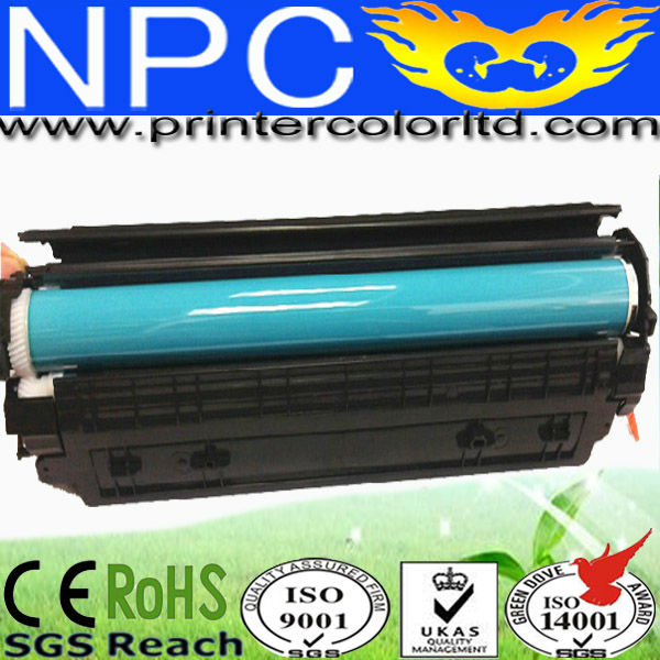 compatible toner cartridge for Canon CRG-912 toner smart toner cartridge/for Canon Typewriter Ribbons