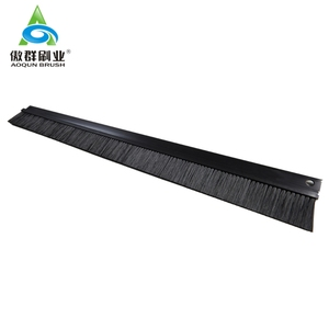Server Rack Brush Strip Wire Management for Cable Organization