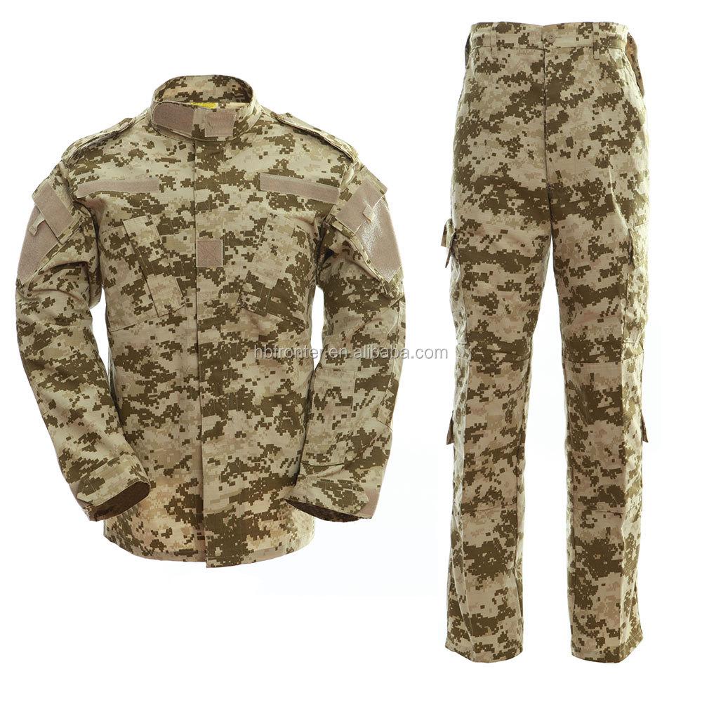 DRAGONPRO AU001 ACU Uniform Set 3-Color Desert M