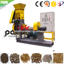 Fish food making machine fish food extruder fish feed pelletizer
