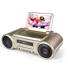 Konsta LED 9 ''Farbe Karaoke Player Startseite Dvd Player