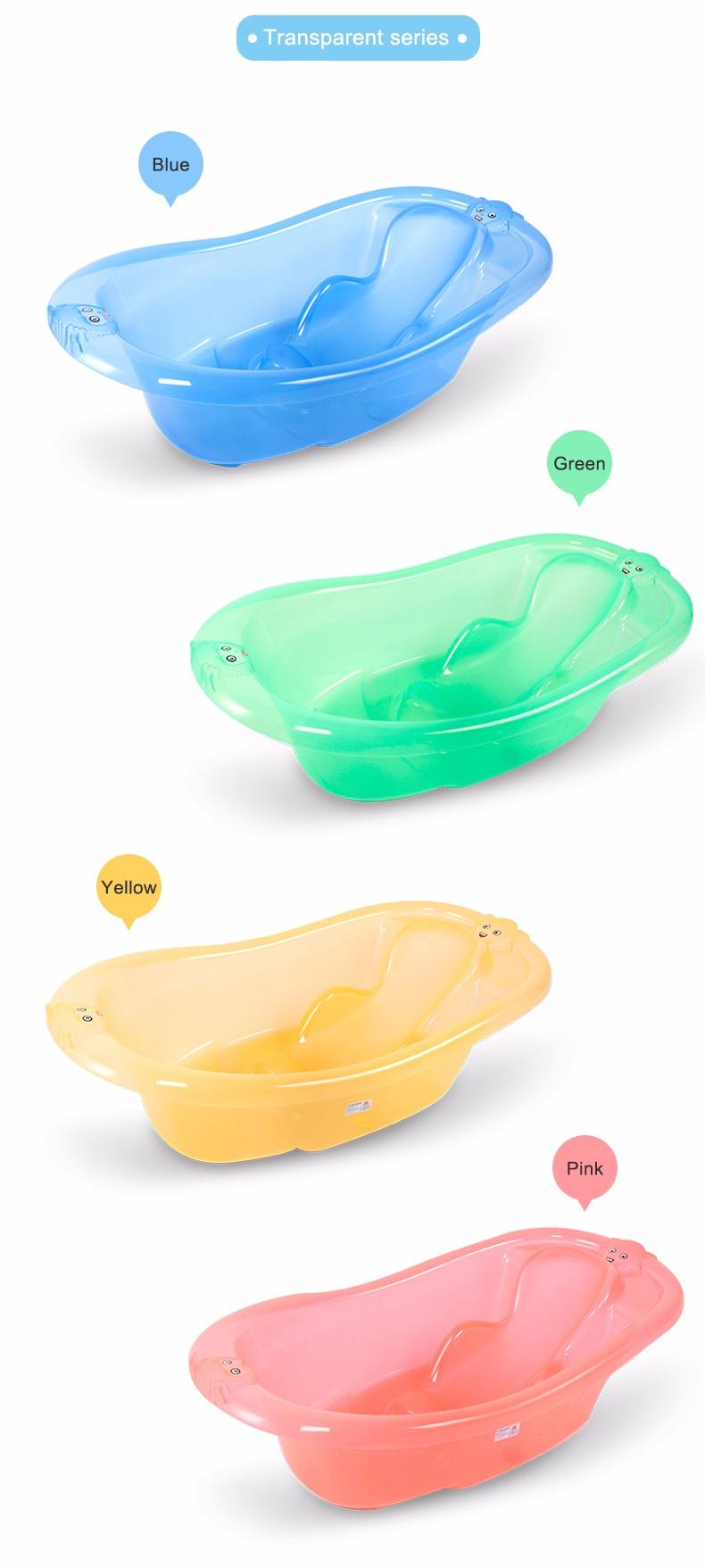 Hot Sell Colorfu Removable Plastic Baby Bath Tub Shower Tub Of Kid ...