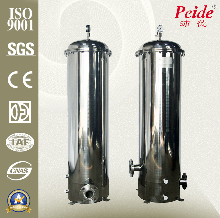 Micron stainless steel Precision pleated cartridge filter