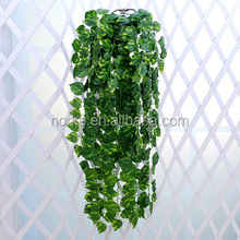 110CM 9Stems Wall Hanging Decoration Artificial Ivy Vine Fake Foliage Garland
