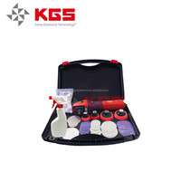 KGS auto glass scratch removal tools