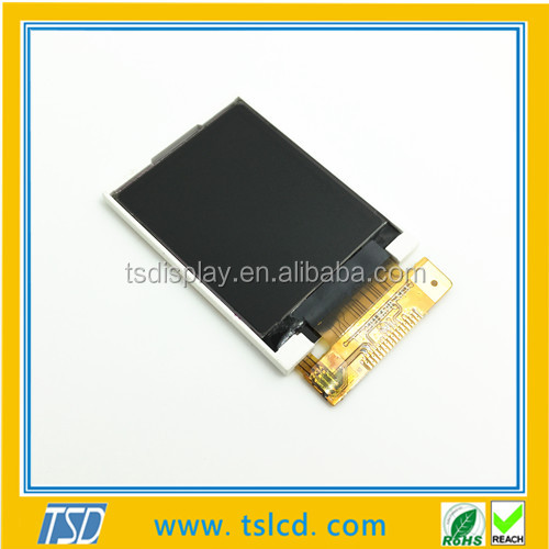 "1.77"" lcd module with backlight LED screen display"