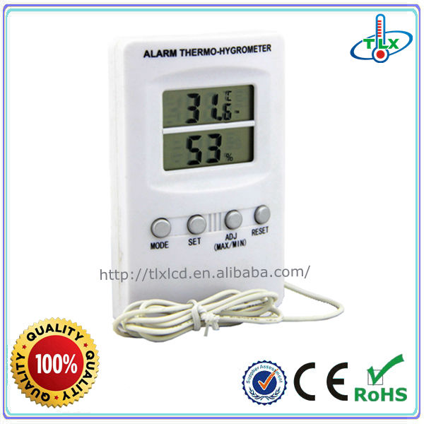 Poultry House Instant Read Alarm Thermometer Hygrometer   Buy House  Temperature Humidity Control,Instant Read Thermometer,Alarm Thermometer  Hygrometer ...