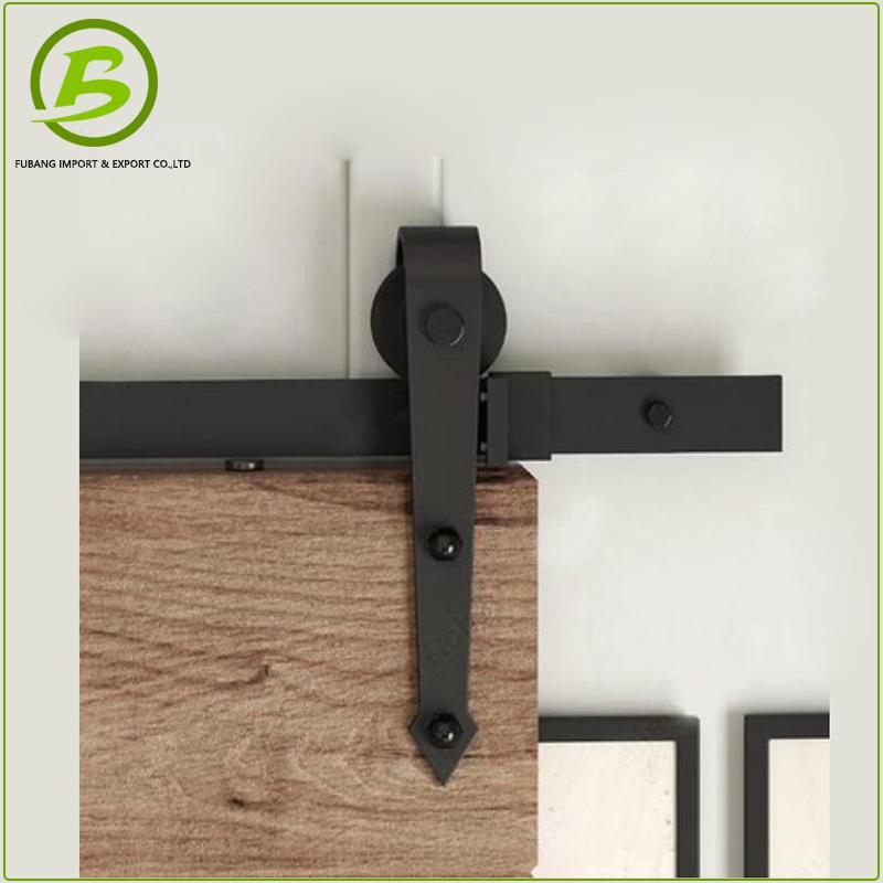 Puerta de granero de madera accesorios para puertas - Accesorios puertas correderas ...