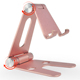 Original Factory Smartphone Accessories Soporte Para Telefono Foldable Adjustable Aluminum Cellphone Holder