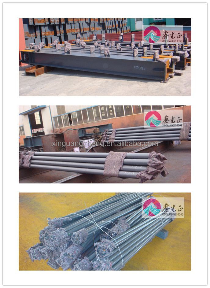 Industrial prefabricated EPS steel frame warehouse