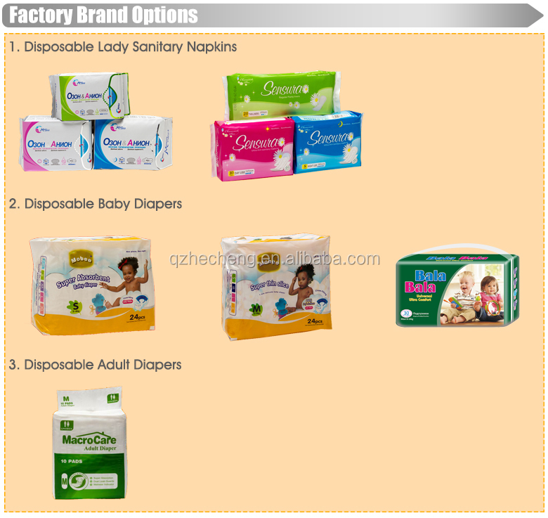 High Quality Competitive Price Disposable Baby Diapers Poland