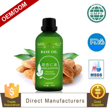 Factory Supply Prevention of cardiovascular and cerebrovascular diseases brands Sweet Almond Oil