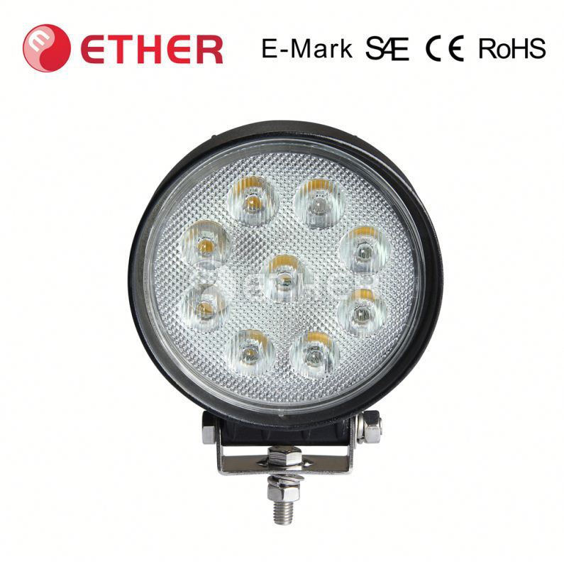 Wholesale Cheap Price IP68 27w led head light an for Bulldozer