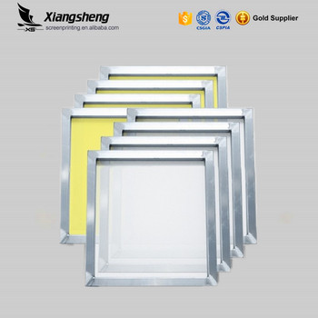 Factory 20x24 Inch Aluminum Screen Printing Frame For Silk Screen ...