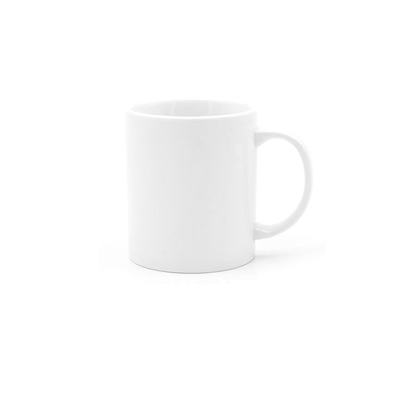 Wholesale 11oz White Ceramic Coffee Mugs For Sublimation