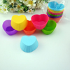 Silicone mold for muffin cake cup decorating