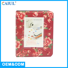 CAIUL Fashion And Quality Wholesale Plastic Photo Albums 3X4 Pockets