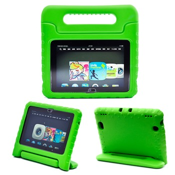 Handle stand eva foam tablet case for Amazon kindle fire HDX 8.9 2014 ( 4 genelation)