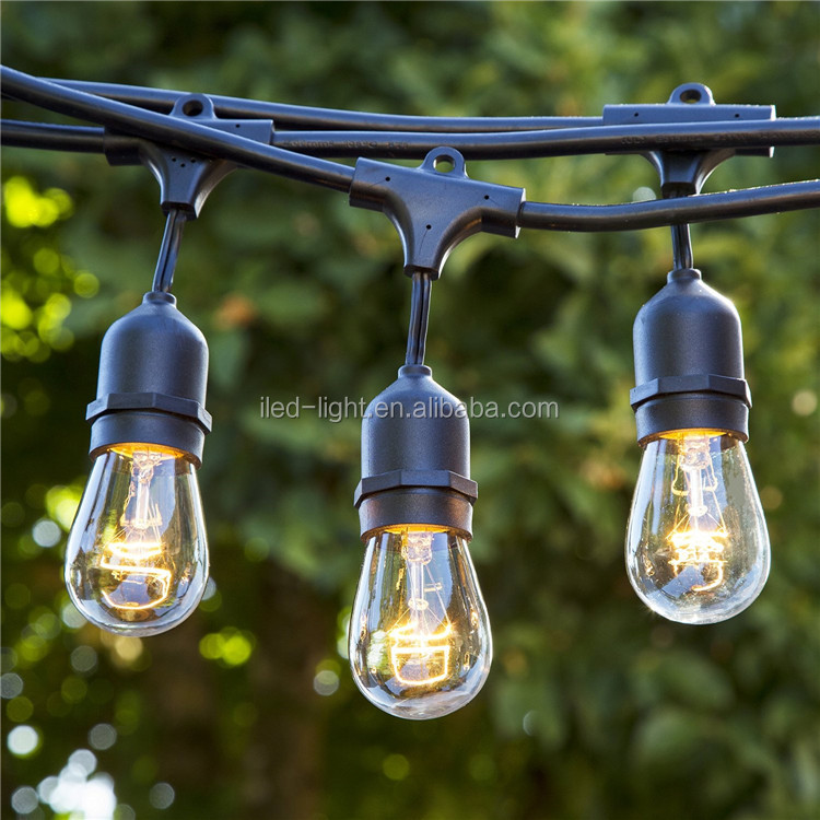Wholesale Made In China Factory Directly Export 48ft Outdoor Waterproof Rope Lights For Outdoors