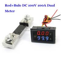 YB27VA DC 100V 100A Dual Display 0.28