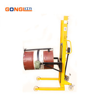 Economic 350Kg Oil Drum Lifter Hydraulic Drum Lifter