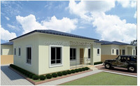 Economic House In China,Cheap Prefabricated House,Light Steel ...