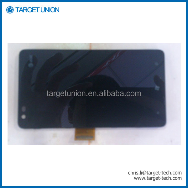 High Quality Original New LCD Display Touch Digitizer Screen Assembly For Nokia Lumia 900